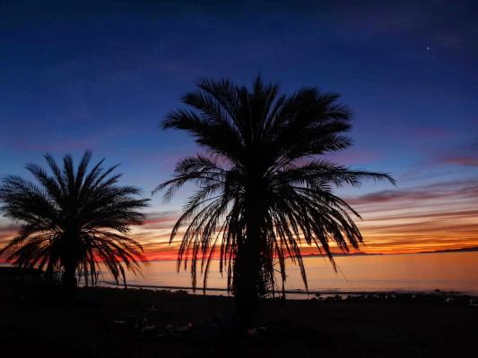 Pt. Baja Sunrise