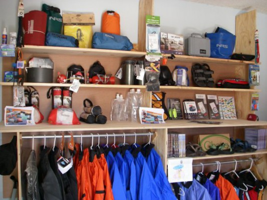 Inside our Retail Store