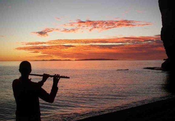 Sunrise Flute