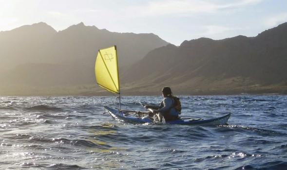 Ramon Sailing