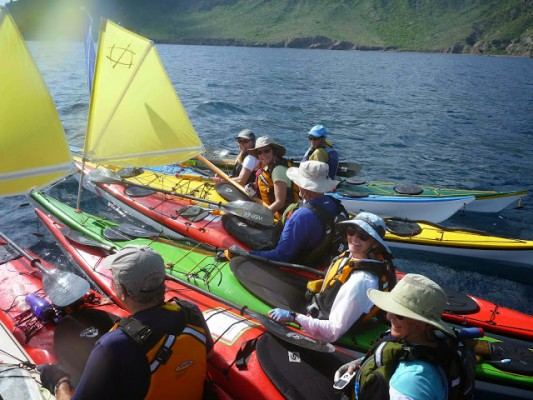 Raft Sail