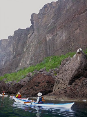 Paddle Cliffs