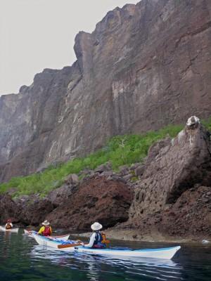 Paddle Cliffs
