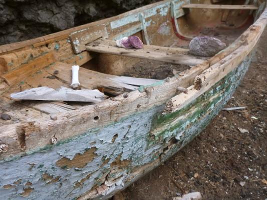 Canoe Detail