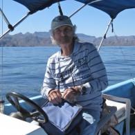 Fernando Arcas, longtime Loreto whale researcher